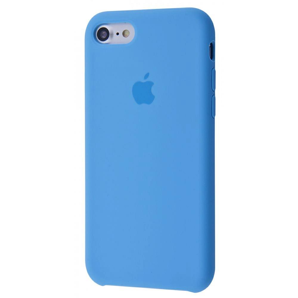 Чохол Silicone Case (Premium) для iPhone 7 Plus / 8 Plus Antique White