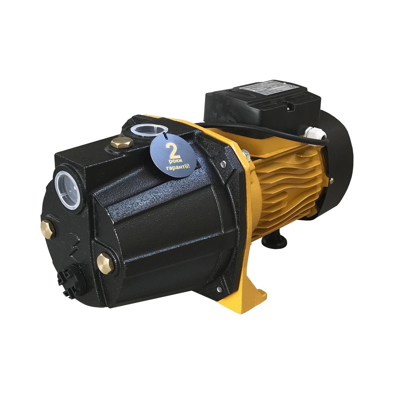 Насос центробежный Optima JET80A 0,8 кВт чугун короткий