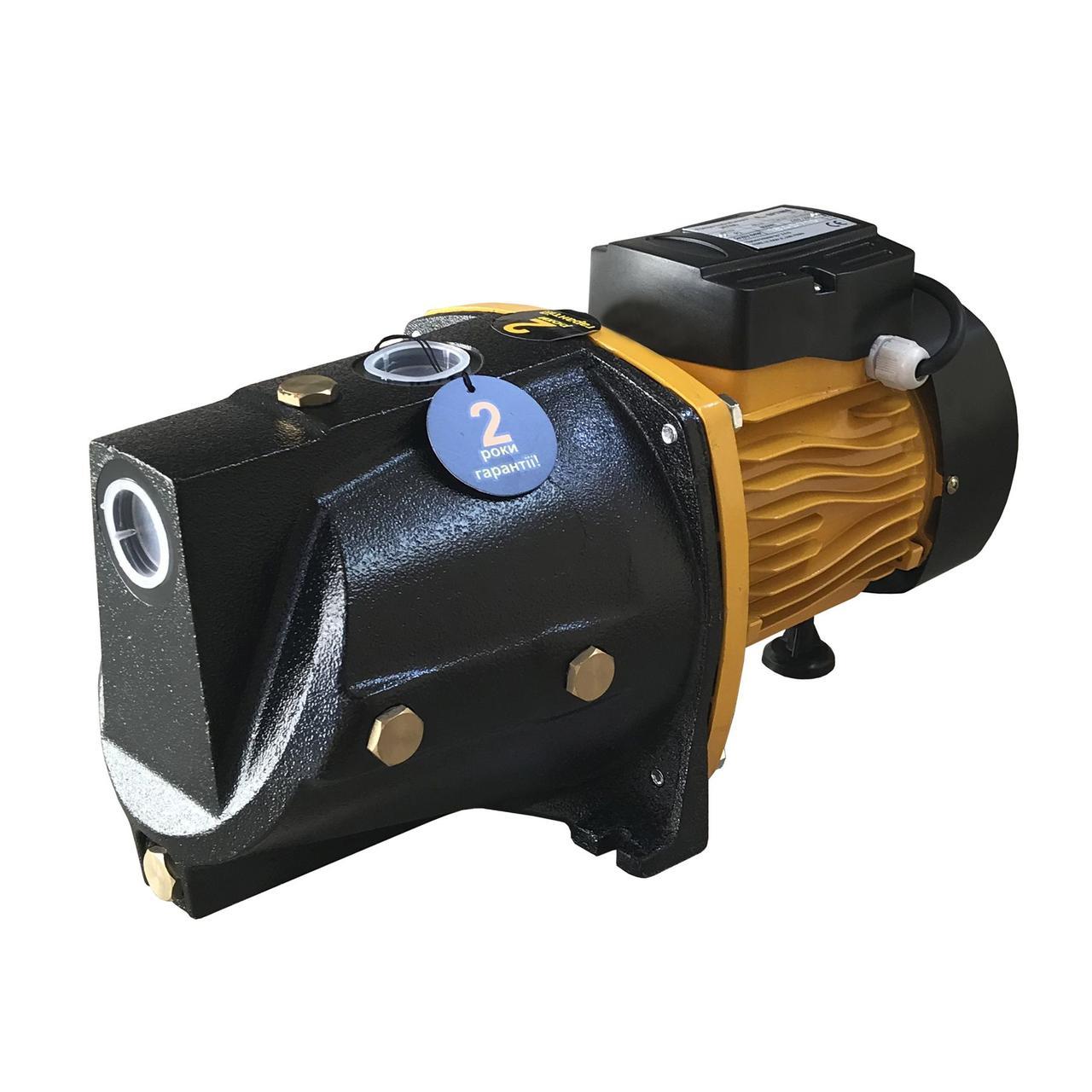 Насос центробежный Optima JET80-PL 0,8 кВт чугун длинный