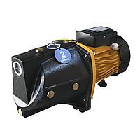 Насос центробежный Optima JET80-PL 0,8 кВт чугун длинный, фото 1