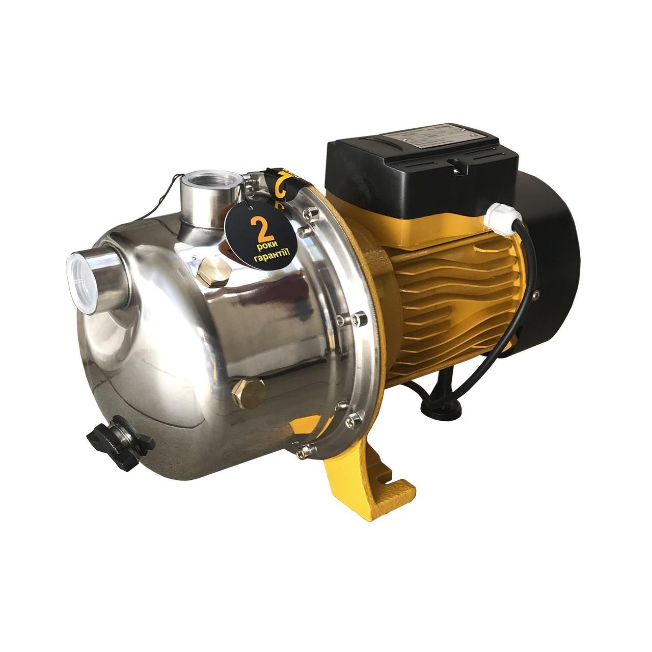 Насос центробежный Optima JET80S 0,8 кВт нержавейка