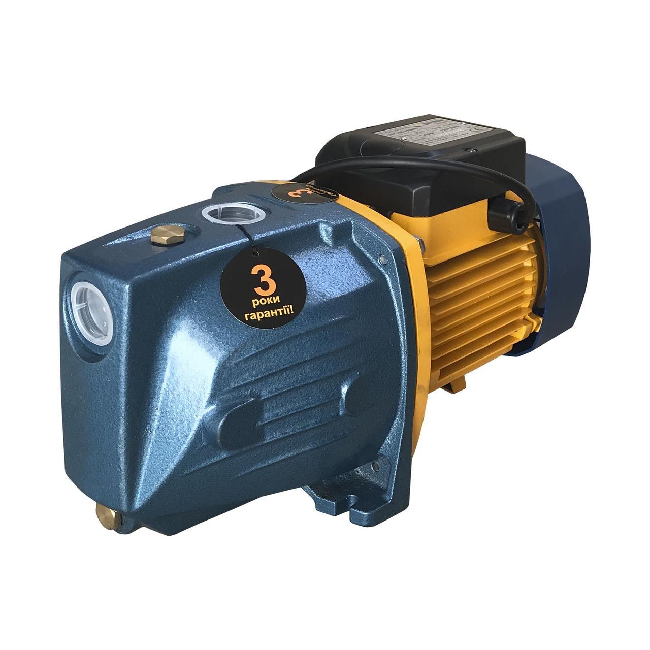Насос центробежный Optima JET100 PRIME 1,1 кВт