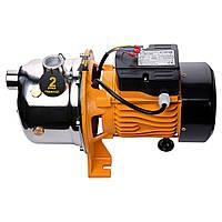Насос центробежный Optima JET100S 1,1 кВт нержавейка, фото 1