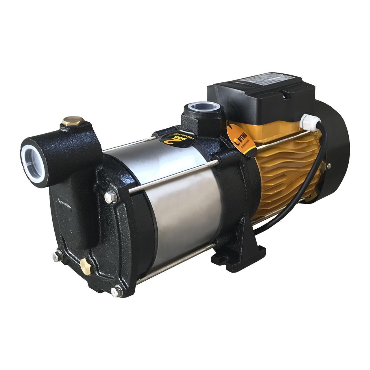 Насос центробежный многоступенчатый Optima MH-N 900INOX 0,9 кВт нерж. колеса