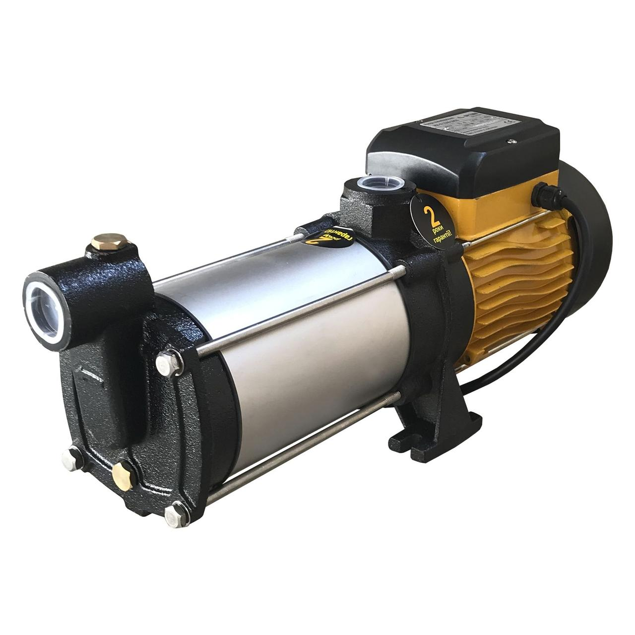 Насос центробежный многоступенчатый Optima MH-N 1500INOX 1,5 кВт нерж. колеса