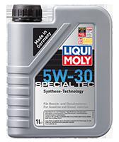 Моторное масло синтетика LIQUI MOLY 5W-30 1L Special Tec