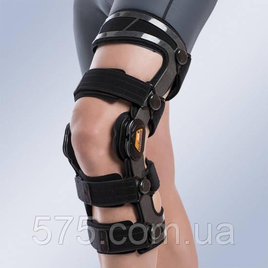 Армированный функциональный коленный ортез с ограничителем арт.OCR200   Orliman