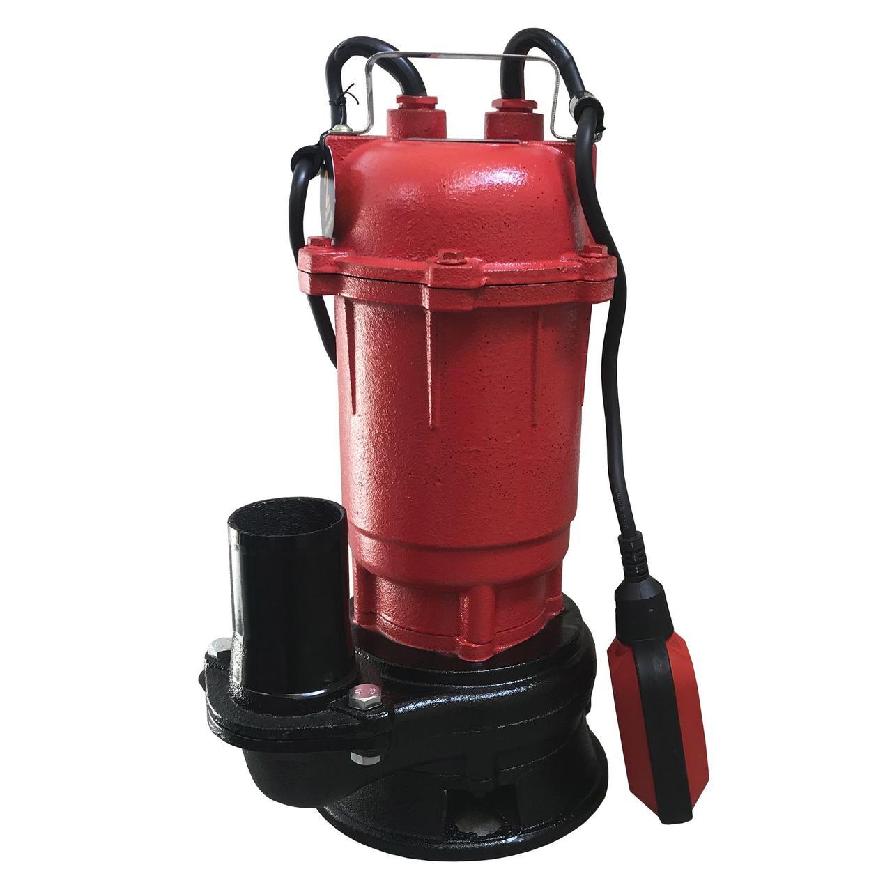 Насос фекальный Optima WQD10-12 1,1 кВт