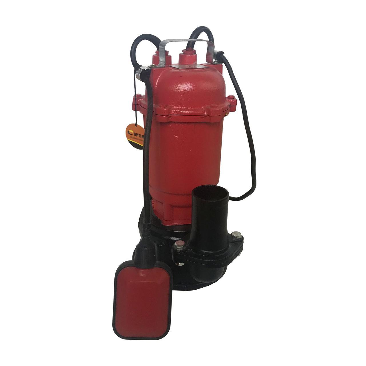 Насос фекальный Optima WQD10-15 1,3 кВт