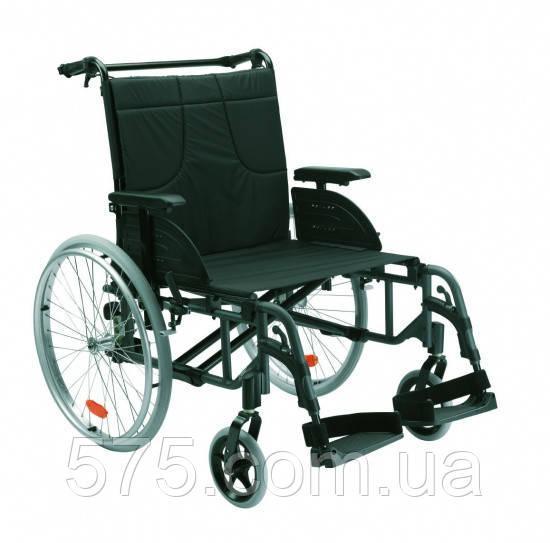 Облегченная УСИЛЕННАЯ инвалидная коляска Action 4 NG HD ( 55,5 см) Invacare