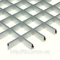 Потолок Грильято  100х100 , фото 1
