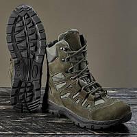 Зимние военные ботинки «Памир» Хаки 36-46 размеры.