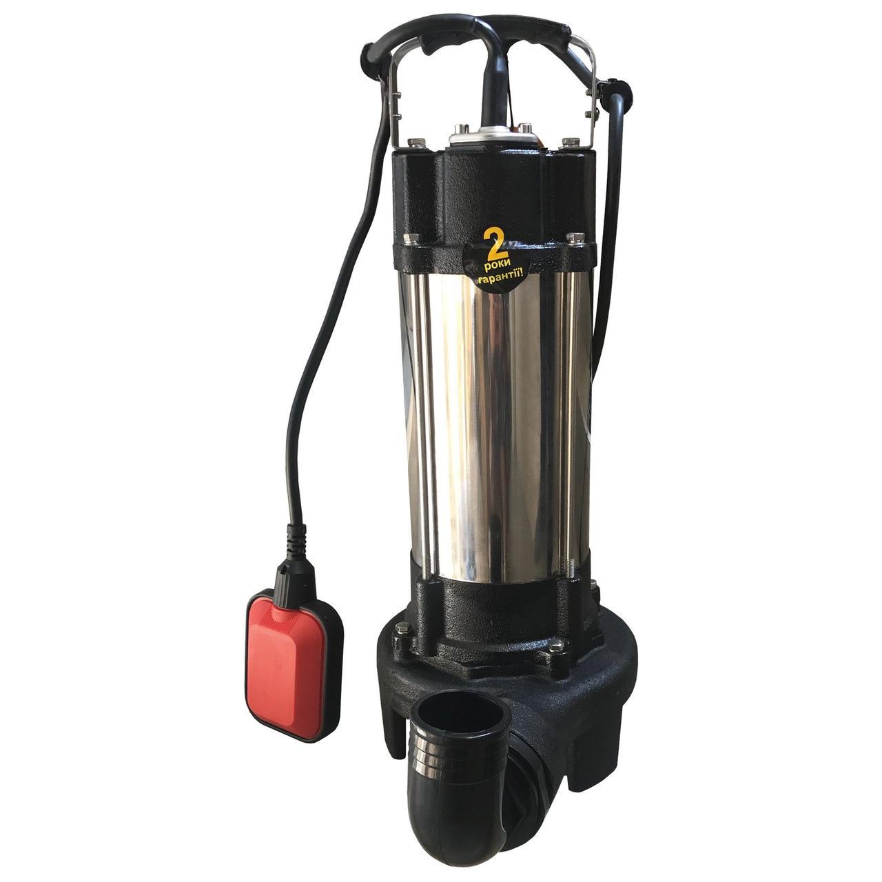 Насос фекальный с режущим механизмом Optima V1100 DF 1,1 кВт