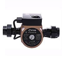 Насос циркуляционный Optima OP25-40 180 мм + гайки + кабель с вилкой, фото 1