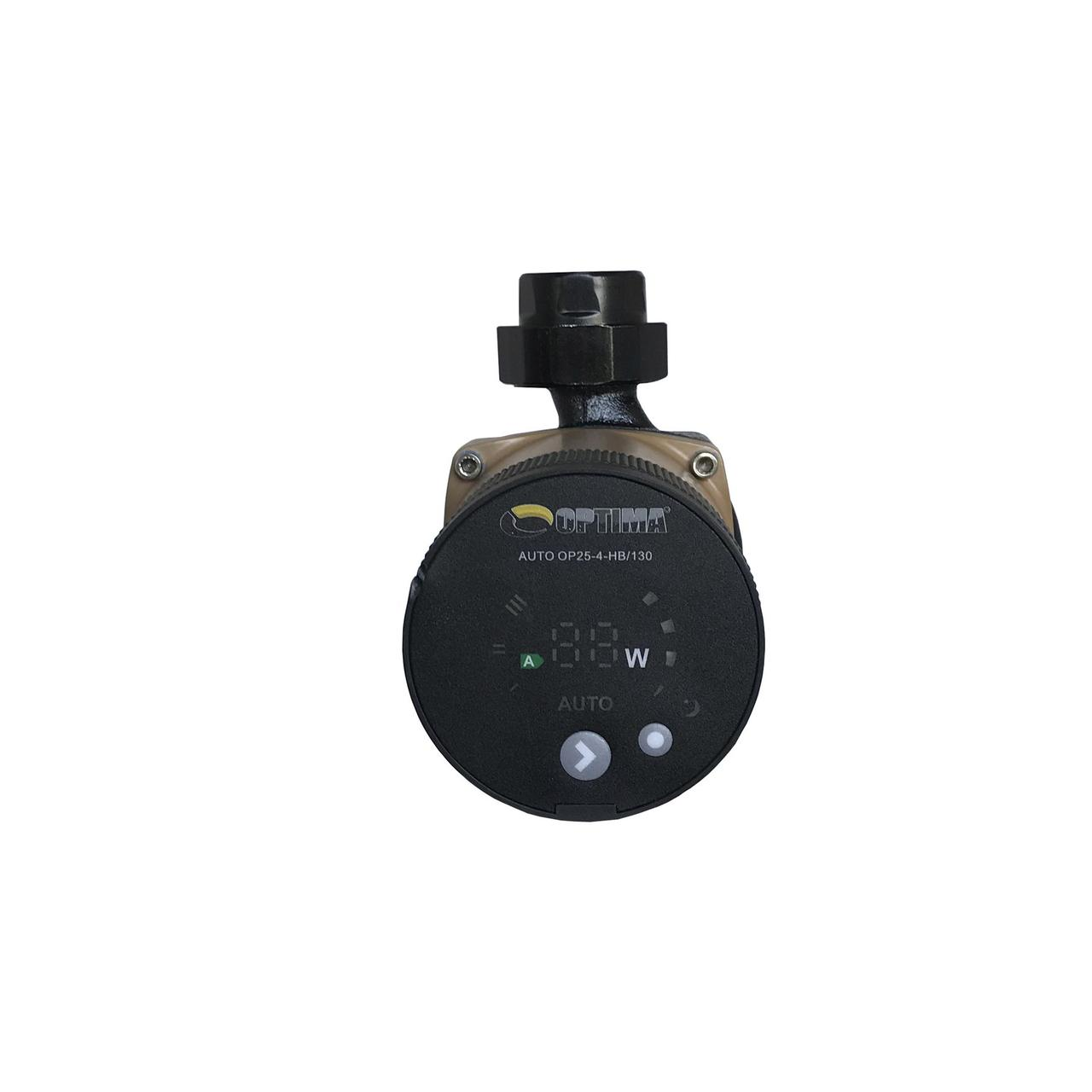 Насос циркуляционный энергосберегающий Optima OP25-40AUTO 130 мм + гайки