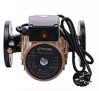 Насос циркуляционный фланцевый Optima OP40-130 220 мм + кабель с вилкой, фото 1