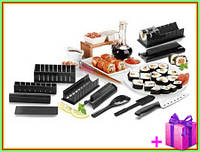 Набор для приготовления суши и роллов BRADEX «МИДОРИ»   суши машина   прибор для роллов