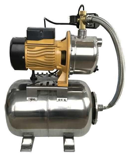 Насосная станция Optima JET100S-24INOX 1,1 кВт нержавейка