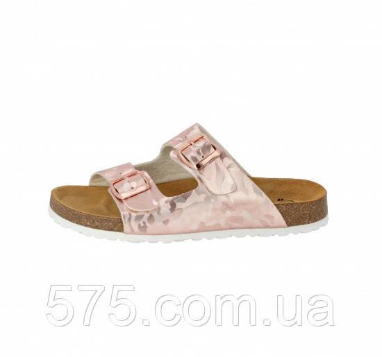 Шлепанцы женские Lico (560192)  Розовый