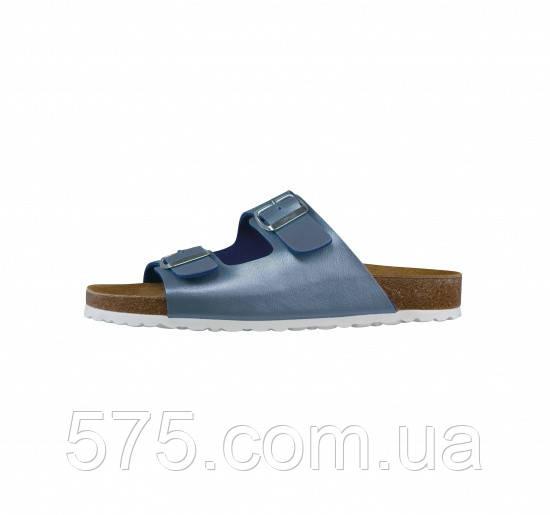 Шлепанцы женские Lico (560180) Синий
