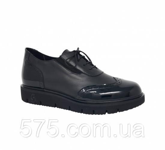 Ботинки женские Sabatini (S7008I9-628111) Черный