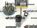Насадка на дрель для заточки сверл, D 3,5-10 мм SPARTA, фото 2