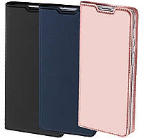 Чехол-книжка Dux Ducis с карманом для визиток для Xiaomi Mi 10 Ultra