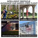 Квадрокоптер SG906 Max PRO 3 + Кейс GPS 3-x осевая стабилизация  Wi-Fi FPV 4K Камера  дистанция 1500м 26 минут, фото 4