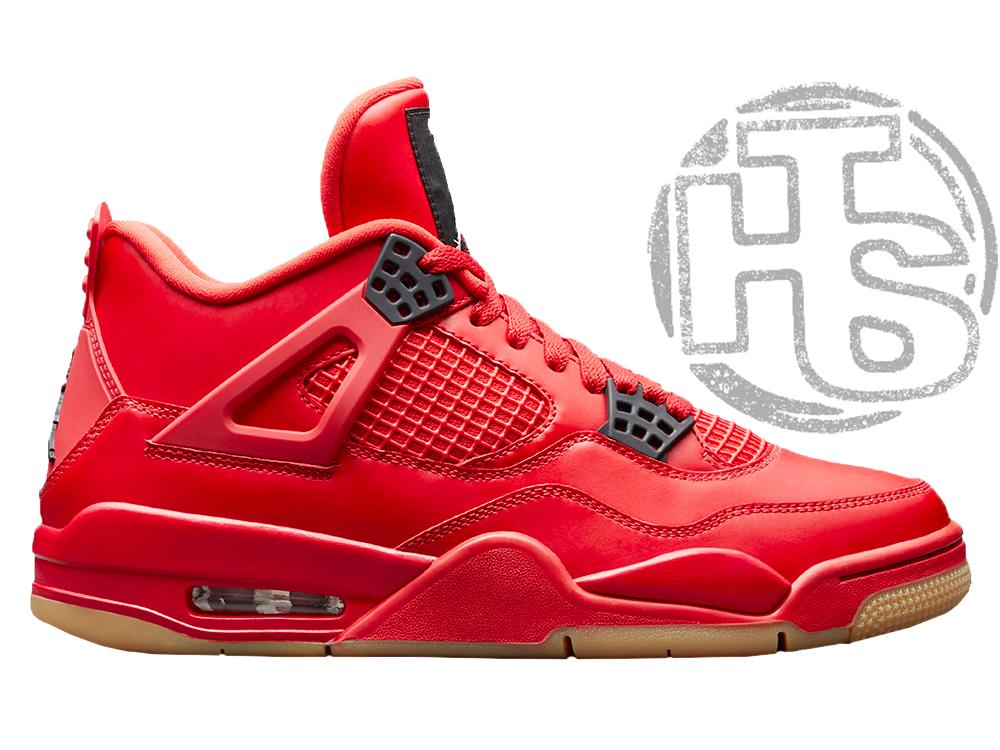 Чоловічі кросівки Air Jordan 4 Retro Fire Red Singles Day 2018 AV3914-600