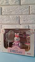 """Набір меблів """"Щаслива родина"""", персонаж, Ігровий набір флоксовые тварини, в коробці 6621-1, фото 1"""