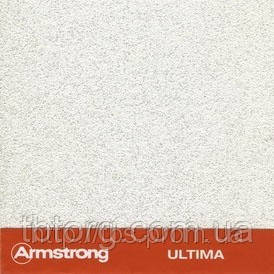 Подвесной потолок плита Армстронг Ultima Microlook BE 600X600X19, фото 2