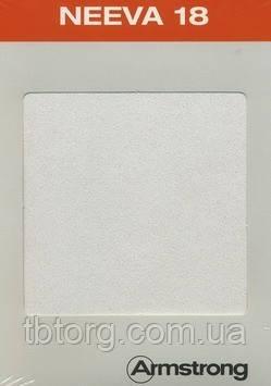 Плита подвесного потолка Neeva MicroLook 1200x1200x15мм, фото 2