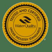 Изображение знак качества фильтров Water Quality
