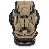 Автокресло ME 1045 EVOLUTION 360 Royal (БежевыйME 1045 Royal Beige) детское кресло для авто от 0 до 36