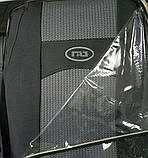 Автомобильные чехлы на Газель GAZEL 1+2 Nika, фото 4