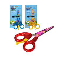 Ножиці дитячі з пружиною 12,5 см арт. КВ 2011/2015