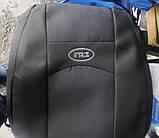 Авточехлы на передние сидения Газель 1+2 Nika, фото 3