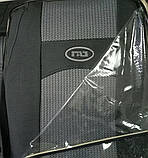 Авточехлы на передние сидения Газель 1+2 Nika, фото 6