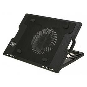 Підставка-куллер Ergostand для ноутбука з охолодженням Чорний КОД: G101001123