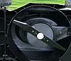 Газонокосилка электрическая KRAISSMANN 2100 ERi 380 (индукционный мотор), фото 5