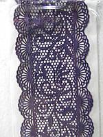 Съедобное кружево из гибкого айсинга, фото 1