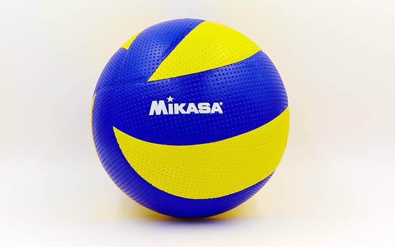 Мяч волейбольный клееный Mikasa MVA-300