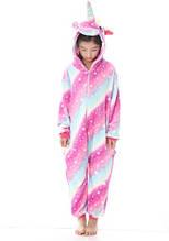 Пижама детская Kigurumba Единорог New звездный путь M - рост 115 - 125 см Разноцветный K0W1-0058-, КОД: