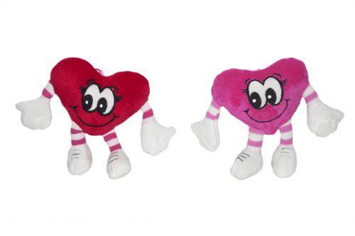 """Мягкая игрушка """"Сердце с ножками"""" W02-971"""