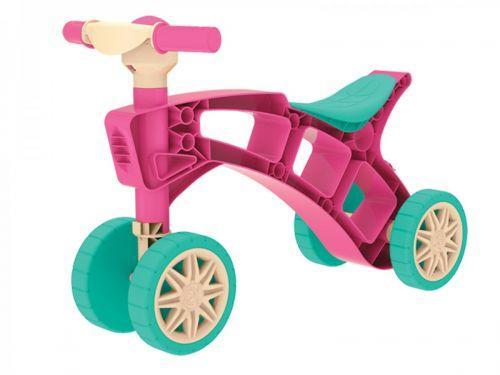 Каталка Ролоцикл (розовый) 3824