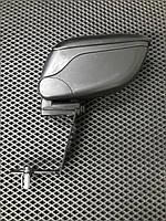 Citroen C3 2010-2021 Подлокотник (на металлическом адаптере) OmsaLine