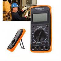 Цифровой Профессиональный мультиметр DT-9205A тестер вольтметр
