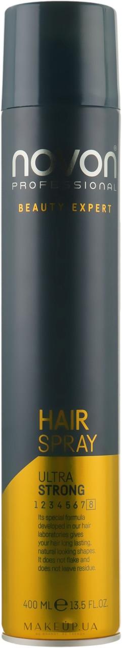 Спрей для укладання волосся Novon Haarspray Ultra Strong 400 мл