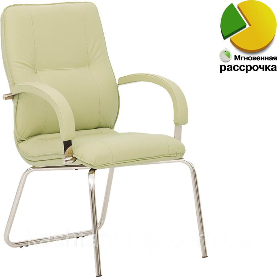 Конференционное кресло STAR steel CFA LB chrome