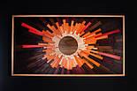 Дизайнерські панно з дерева Сонце, фото 2